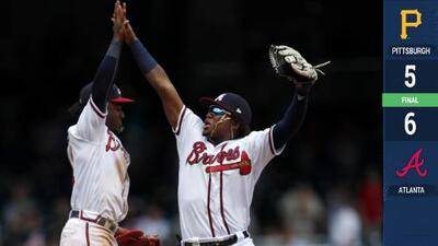 Donaldson gana revancha a Musgrove y Braves barre a Pittsburgh