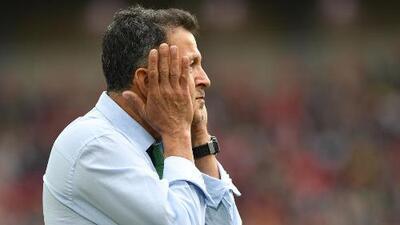 Juan Carlos Osorio ya trabajó con el Tri de la Copa Oro