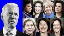 Biden escogerá una mujer para vicepresidente, tenemos que respaldarla