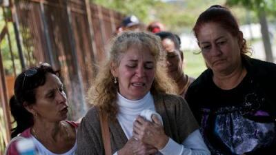 Cuba identifica los restos de 15 de las 110 víctimas del accidente aéreo