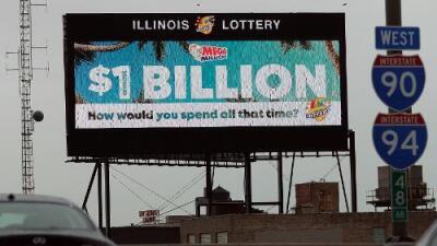 Estos son los números ganadores del Mega Millions con un acumulado de $1,000 millones