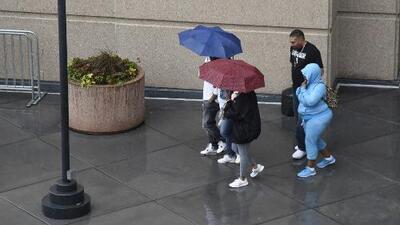 Houston comienza la semana con posibilidades de tormentas