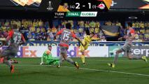 Villarreal cumple y se pone entre los 16 mejores de la Europa League