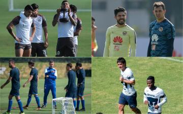 América, Chivas, Cruz Azul y Pumas: lo que tienen los cuatro grandes para quedarse con el Clausura 2018
