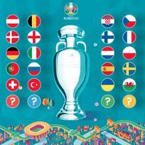 Quedaron definidos los bombos de la Eurocopa 2020