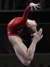 Las poderosas imágenes de las gimnastas que llevará Estados Unidos a los Olímpicos