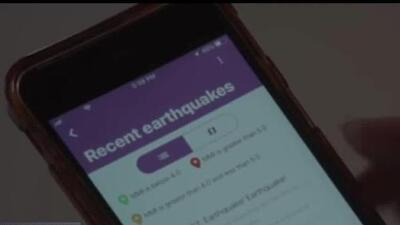 Preocupación entre usuarios de la app Shake Alert en Los Ángeles al no recibir la notificación del sismo de 6.4