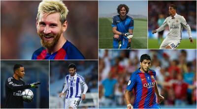 Los latinoamericanos que darán brillo y sabor a la Liga de España