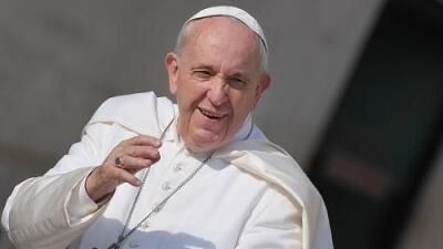 """Ataques de estadounidenses contra mí son un honor"", afirma el papa Francisco"