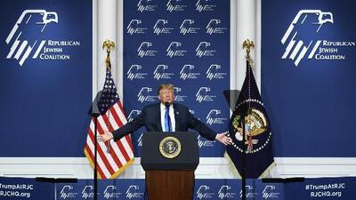 La polémica tras el ultimátum de los demócratas a Trump para que entregue su declaración de impuestos