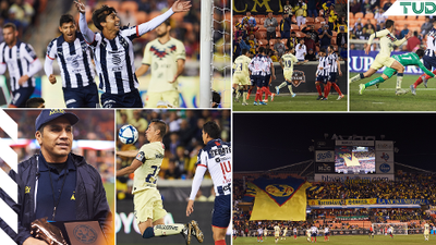 ¡Rayan a las Águilas! Monterrey derrota al América en Texas
