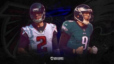 NFL Kickoff 2018: Atlanta Falcons y Philadelphia Eagles abren el telón en la temporada