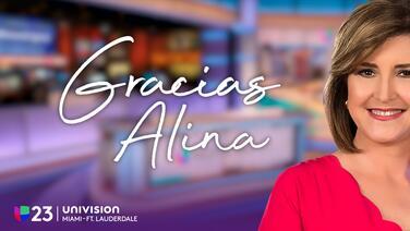 Alina Mayo Azze se toma un descanso profesional luego de 30 años en Noticias 23