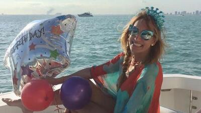 Sin hombres, ni hijos: así inició la fiesta por el cumpleaños de Lili Estefan