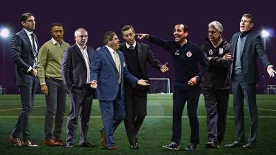 Seis campeones y dos novatos, los técnicos invitados a la Liguilla