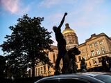 Aumenta la seguridad en el Capitolio de Georgia mientras el FBI advierte sobre protestas armadas
