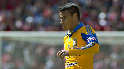 Zelarayán causa baja de Tigres para duelo ante Morelia por una lesión