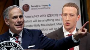 El proyecto de ley de Texas que prohíbe la censura de opiniones políticas en redes sociales