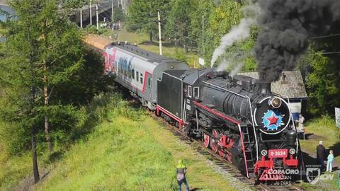 Tren transiberiano, un recorrido de más de nueve mil kilómetros para recorrer Rusia