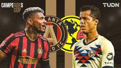 Llegó la hora: Atlanta y América darán el todo por el todo en la Campeones Cup