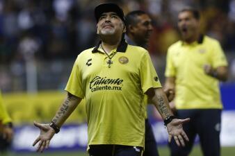 ¿Continuará el proyecto de Dorados con Diego Maradona para el Clausura 2019?
