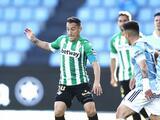 Con Diego Lainez y Andrés Guardado, Real Betis se mete a Europa League
