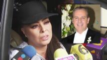 """""""Ya que me lo suelten"""": Yadhira Carillo pide por Juan Collado y asegura no hay pruebas para que siga en la cárcel"""