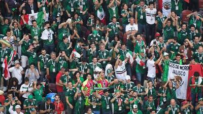 Grito homófobo de sus fanáticos mete en problemas al equipo de México en el Mundial de Fútbol