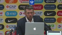 """Pezzolano evita preguntas tras la derrota: """"No tengo nada que contestar"""""""