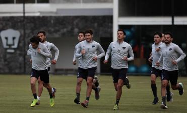 En fotos: Pumas avanza en su pretemporada sin refuerzos hacia el Clausura 2019