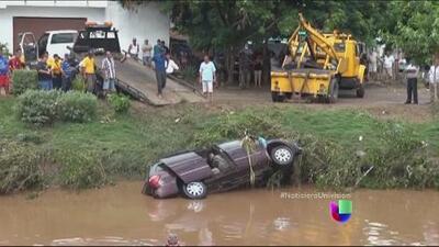 Norbert deja muerte en México e inundaciones en EEUU