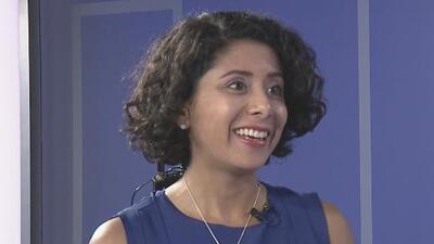 La hispana que busca convertirse en la juez de un condado en Texas
