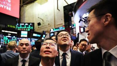 Trump niega que haya guerra comercial con China y los mercados globales repuntan