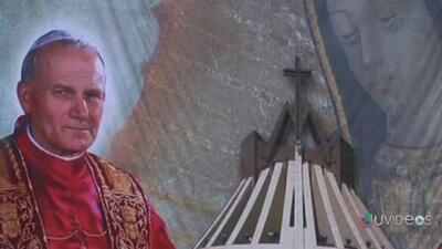 México también realiza una vigilia por canonización