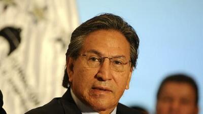 Detienen en EEUU al expresidente Toledo solicitado en Perú por el caso Odebretch