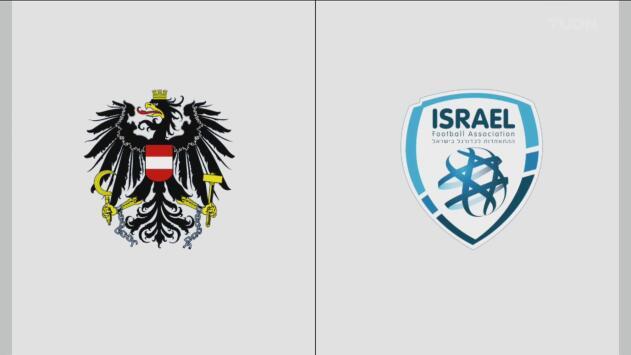 Austria 3-1 Israel – Goles y Resumen – Grupo G - Clasificatorio a la Eurocopa