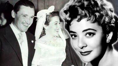 Ellos fueron los primeros amores en la vida de Silvia Pinal