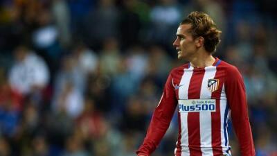 Antoine Griezmann ve favorito al Atlético de Madrid sobre el Real Madrid