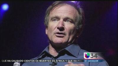 Conmoción por la muerte de Robin Williams