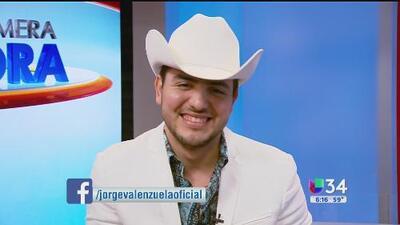 ¿Está 'aguitado' Jorge Valenzuela?