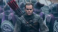 Matt Damon en 'The Great Wall'