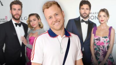 Actor Spencer Pratt asegura que Miley Cyrus y Kaitlynn Carter se amaban antes de romper con sus esposos