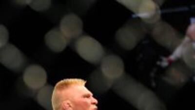 Brock Lesnar renuncia a la WWE