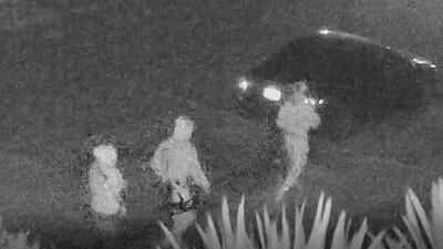 Autoridades publican video en relación con el secuestro y asesinato de empresario de Silicon Valley