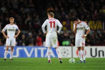 La jornada de Champions League al instante en