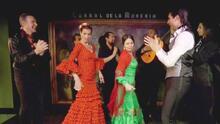 """Alan Tacher debutó como bailaor junto a su esposa Cristy Bernal en Madrid y el veredicto fue: """"Tú ni bailaste"""""""