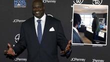 (Video) Shaquille O'neal paga el anillo de compromiso de joven que encontró en joyería