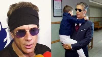 """Fernando Carrillo continúa la batalla contra la mamá de su hijo: muestra documentos y aclara que no es """"mal padre"""""""