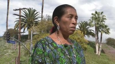 """""""Salgo a correr con mis caites, no quiero perder mi identidad"""": primera mujer Maya lista para el maratón de Los Ángeles"""