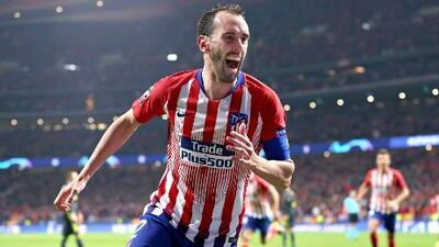 """Para Godín el 2-0 en casa ante la Juventus se definió por """"detalles"""""""